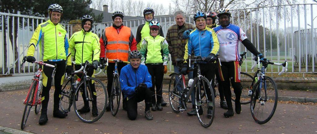Cyclotourisme à Dreux FFCT Vélo Sport Drouais