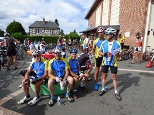 Vélo Sport Drouais - LEVALLOIS-CABOURG 10 SEPTEMBRE 2016