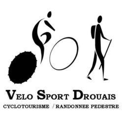 vélo sport drouais Logo-complet-cyclo-et-rando
